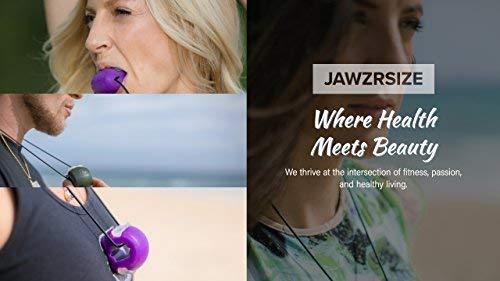 Jawzrsize Jaw Exerciser And Neck Toning (50 lb  Resistance)