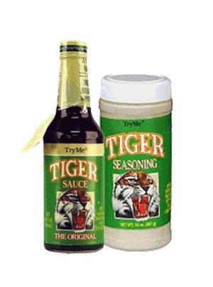 (Tiger Sauce N Seasoning Try Me 2-Pack)