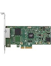 Intel I350T2V2BLK I350-T2 netwerkadapter met laag profiel - meerkleurig