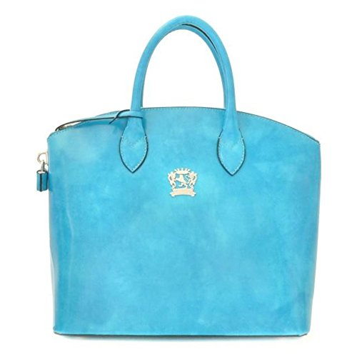 Pratesi Versilia bolsa - R348 Radica (Azul claro) Azul Claro