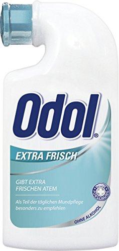 Odol-med 3 Mundwasser extra frisch, 40ml, 3er Pack (3 x 40 ml)
