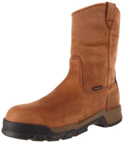 UPC 018469934064, Wolverine Men's W10152 Gear Boot, Brown, 11 M US