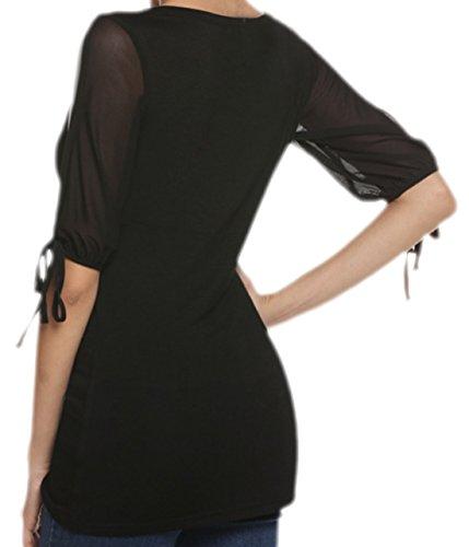 erdbeerloft - Camiseta sin mangas - Básico - para mujer
