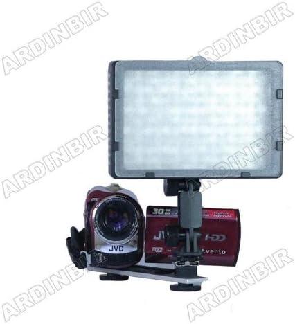 PI 600 DC230 OPTURA 20 DC100 DC220 50 Video LED Light for Canon DC410 Xi 60 500 DC310 300 Elura 100 DC210 S1 DC330 HR10 50 ES8400V 40 DC320