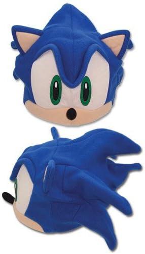 Sonic The Hedgehog de Sonic Cap Toisón de cosplay: Amazon.es ...