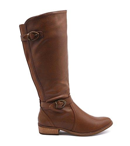 Baretraps Tommy Womens Boots Auburn
