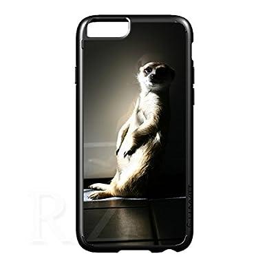 b9a353f3baf Suricata Funda protectora imagen HD teléfono casos para iphone 6 (Tpu Funda)