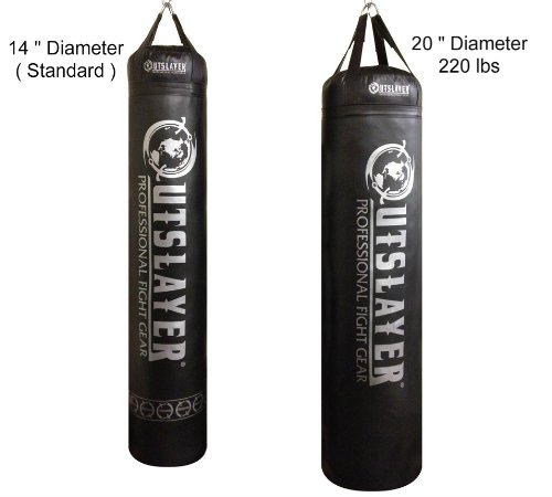 Outslayer Muay Thai Punching Bag (300 Pounds)