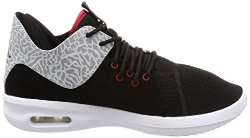 Air gym Nike herenschoenen rood Jordan First 002 wit zwart veelkleurig Class addxT