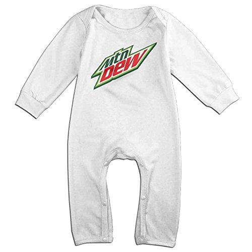mtn-dew-drink-logo-baby-onesie-bodysuit-infant-romper-white-24-months