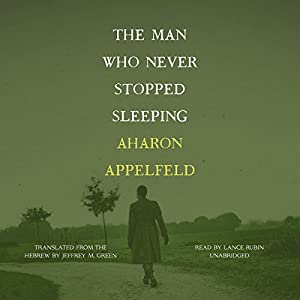 The Man Who Never Stopped Sleeping Audiobook