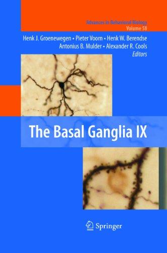 The Basal Ganglia IX: 58 (Advances in Behavioral Biology) Pdf
