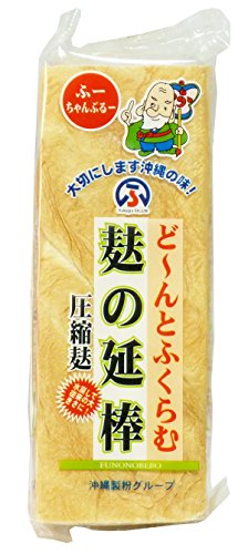 Rolled bar (small) 3 pieces X6 bags of Okinawa taste bran by More Okinawa project