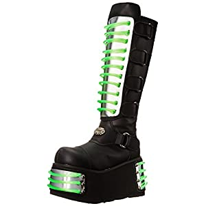Pleaser Men's Techno-854UV Boot