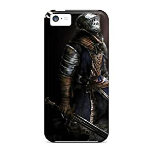 linJUN FENGHot Design Premium TSN5635nURP Tpu Cases Covers iphone 6 4.7 inch Protection Cases(dark Souls Elite Knight Armor)