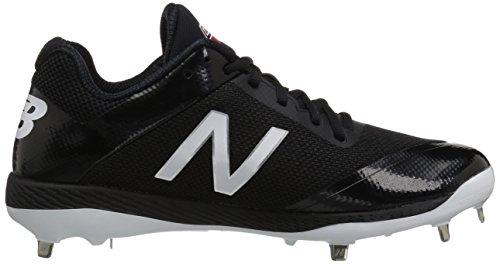New Balance Mens L4040v4 Scarpa Da Baseball In Metallo Nero Camo