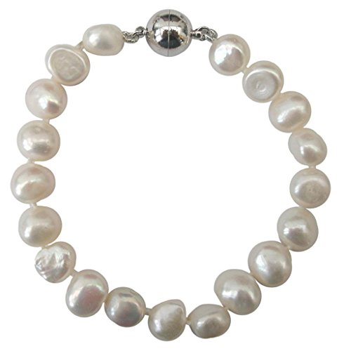 Pearls Paradise Cultured Bracelet Sterling