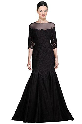 Teri Jon Illusion Sweetheart Neckline Trumpet Ball Gown Dress