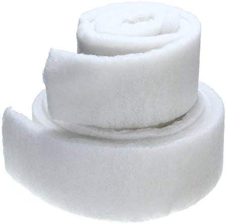 Terrarum - Filtro de algodón para Acuario (3 m, 6 m, 3 m, 3 m): Amazon.es: Jardín