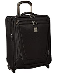 Travelpro Crew 11 Ntl Upright Carry On Luggage, Black