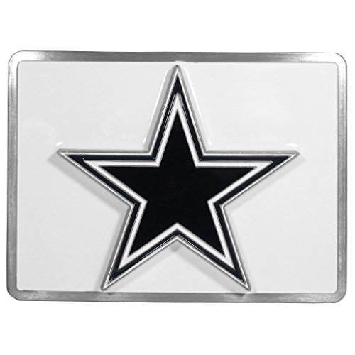 Siskiyou Dallas Cowboys NFL Hitch Cover, Class II & III