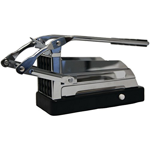 Starfrit 093123 006 Blck Stainless Steel Fry Cutter Electronic Consumer Electronics