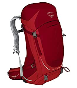 Osprey Packs Osprey Stratos 36 Backpack, Beet Red, S/M, Small/Medium
