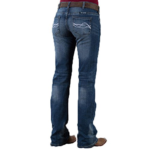 Cowgirl Tuff Don't Fence Me in Plus Jean -