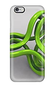 [gwdbVEE2165EJsyP] - New Green Loop Protective Iphone 6 Plus Classic Hardshell Case(3D PC Soft Case)