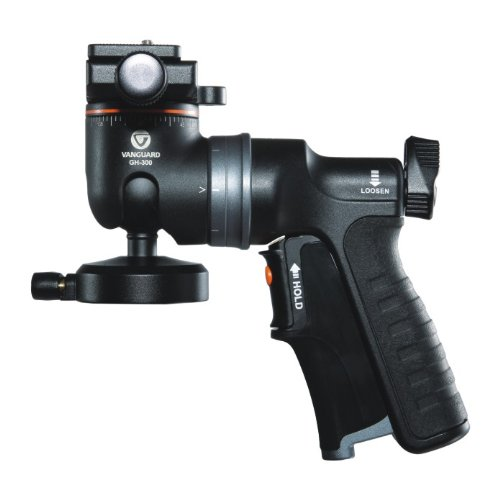 VANGUARD GH-300T Pistol Grip Ball Head (Black) by Vanguard