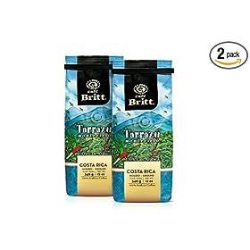 Café Britt Coffee, 12-Ounce Bags (Pack of 2)