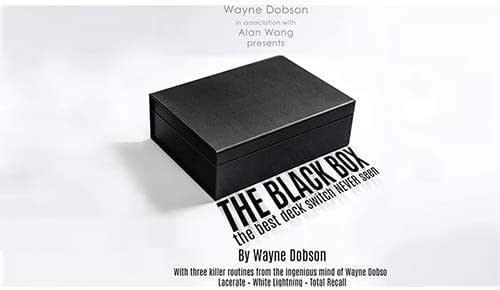 Tour de magie The Black Box par Wayne Dobson et Alan Wong: Amazon.es: Juguetes y juegos