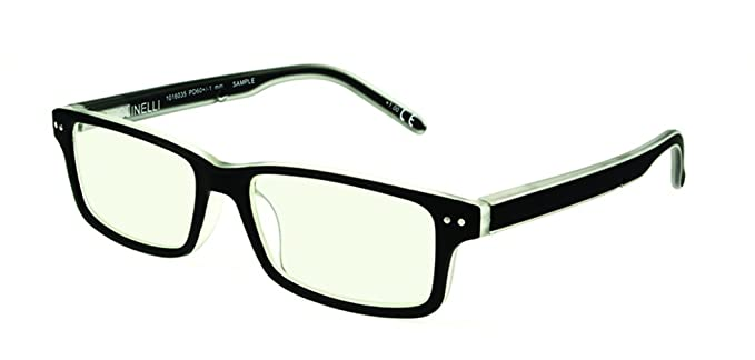 e64868b0292 Blue Light Blocking Reading Glasses Polinelli Anti Blue Light Readers by  Foster Grant (Black