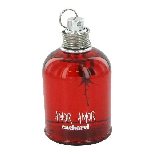 Cacharel Eau De Toilette Spray, Amor Cacheral, 3.4 Ounce
