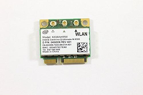 Dell Mini PCI Express Half Height 4W00N WLAN WiFi 802.11n...