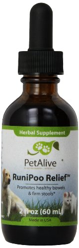 PetAlive RuniPoo Relief and Digestive Support ComboPack