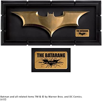 Large The Dark Knight Batarang Metal