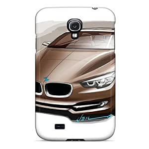 GAwilliam Snap On Hard Case Cover 2009 Bmw Concept 5 Series Gran Turismo Design Sketch Protector For Galaxy S4