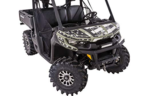 Battle Armor Designs - Can Am Defender 500/800/1000/Max (16-19) Gen 1 Front Bumper