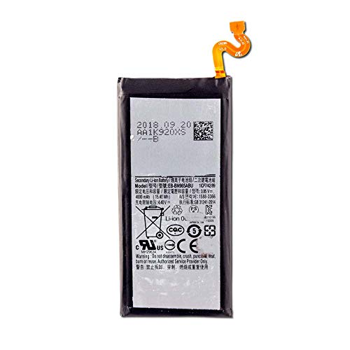 (Group Vertical Replacement Internal Lithium-ion Polymer Battery Compatible with Samsung Galaxy Note 9 (SM-N960) (4000mAh) (3.85V) (15.40Wh) (All Carriers))