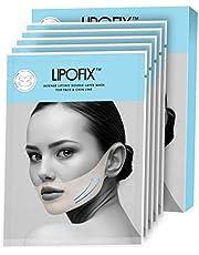 Double Chin Reducer Intense Lifting Double Layer Mask LipoFix - 5 Masks