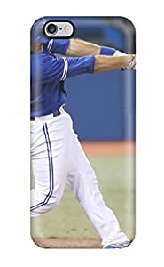 6 Plus Scratch-proof Protection Case Cover For Iphone/ Hot Toronto Blue Jays Phone Case by lolosakes