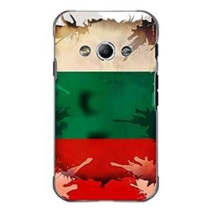 """Disagu Design Protective Case para Samsung Galaxy Xcover 3 Funda Cover """"Bulgarien"""""""
