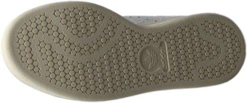 Adidas Stan Smith Hombre Blanca Sneakers BB5162 Trainer piel acharolada Blanco
