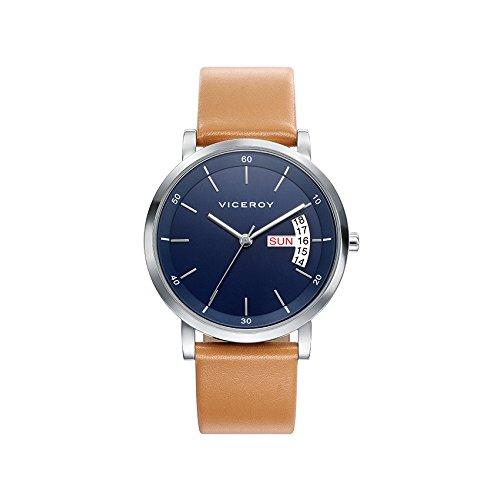 Viceroy Beat Watch 401065-37 Men's Blue
