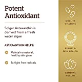 Solgar Natural Astaxanthin 5 mg Softgels - 60 Count