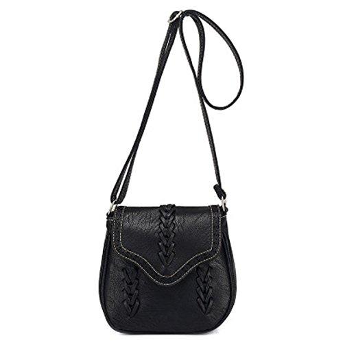 Woman Silver Juwojia And Diagonal Pu Air Cross Shoulder Gap Simple Handbag Bag Bag Elegant Beige ZZrq6wO