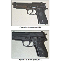 COMBAT TRAINING WITH PISTOLS, M9 AND M11, Plus 500 free US military manuals and US Army field manuals when you sample…