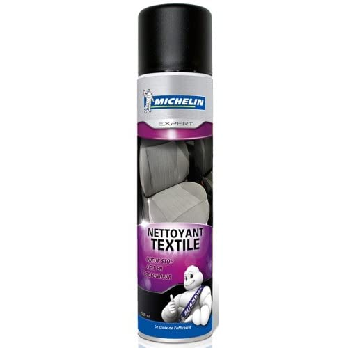 Michelin 009450 Expert Nettoyant Textile 400 ml delicate