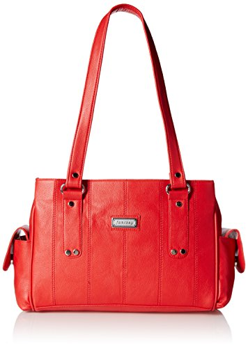 Fantosy Women's Handbag (Red) (FNB-536)